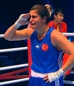 Milli boksör Busenaz Sürmeneli dünya şampiyonu oldu!