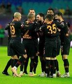 Galatasaray'dan tatsız hazırlık