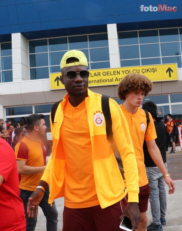 Galatasaray Diagne'yi KAP'a bildirdi! İşte yeni takımı