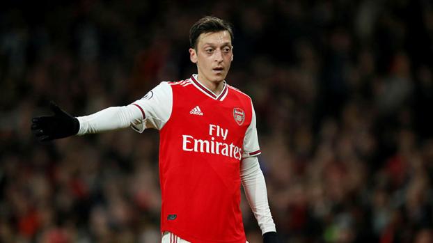 Mesut Özil'den Azerbaycan'a destek! Tek millet iki devlet #