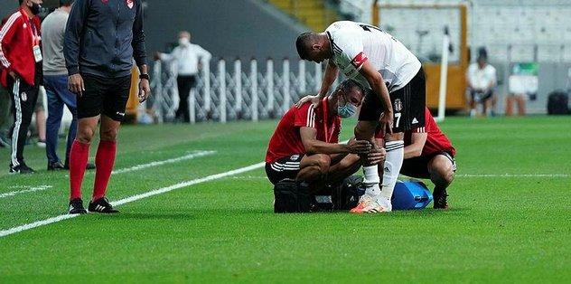 Beşiktaş sakata geldi - Futbol -