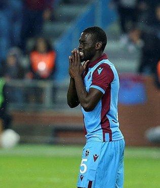 Trabzonspor'un yıldızı Ndiaye'den alkışlanacak hareket!