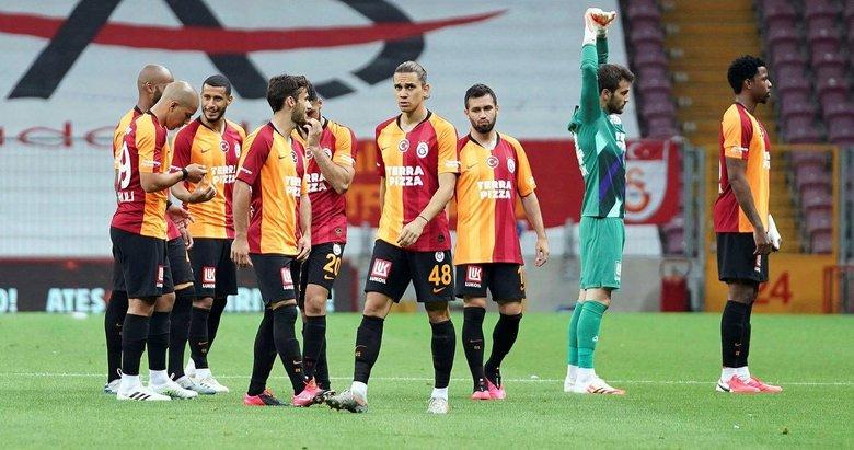 Galatasaray'ın yıldızına büyük tepki! Kadro dışı kalmalı
