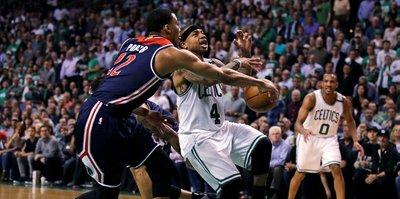 Celtics, Wizards'ı yine devirdi