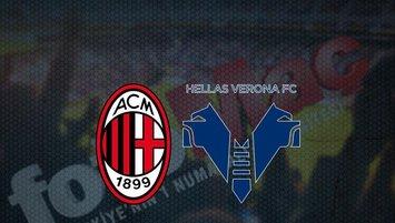 Milan - Hellas Verona maçı saat kaçta? Hangi kanalda?