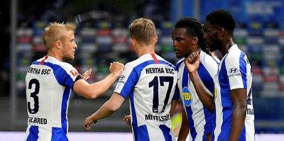 Hertha Berlin 4-0 Union Berlin | MAÇ SONUCU