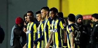 Fenerbahçe turu zora soktu!