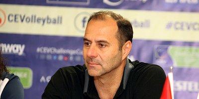 Bursa Büyükşehir'de hedef Avrupa şampiyonluğu