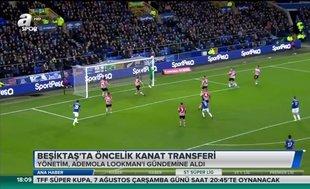 Beşiktaş'ta öncelik kanat transferi | Video