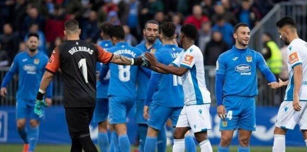 Deportivo-Fuenlabrada maçı corona virüsü nedeniyle ertelendi! - sonuçları -
