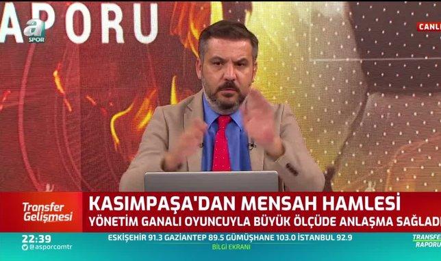 kasimpasadan mensah hamlesi anlasma saglandi 1596485026177 - Galatasaray ve Beşiktaş'ın gözdesi Bernard Mensah Kasımpaşa'ya doğru!