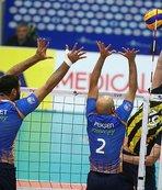 İstanbul BBSK CEV Kupası'nda üst tura yükseldi