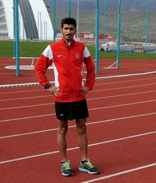 Milli atlet Yavuz Ağralı olimpiyat vizesini kaptı!