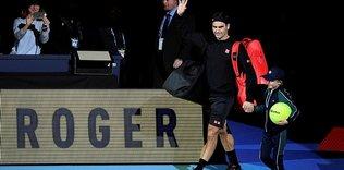 Federer'den ATP'de ilk galibiyet