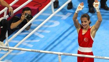 2020 Tokyo Olimpiyat Oyunları: Buse Naz Çakıroğlu madalyayı garantiledi