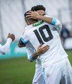 Olympique Marsilya 9 golle turladı