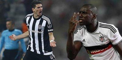 Beşiktaş'tan açıklama: Gomez, Demba Ba...