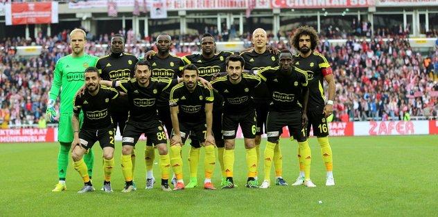 Y.Malatyaspor'da 12 isimle yollar ayrılıyor