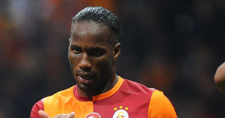 Galatasaray'ın yeni yıldızını Drogba getiriyor! İşte o görüşme