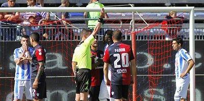 Serie A'da ortalığı karıştıran kart