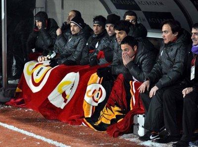 Sivasspor - Galatasaray (Spor Toto Süper Lig 29. hafta maçı)