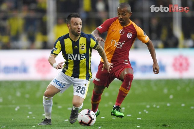 Fenerbahçe Valbuena ile ilgili kararı verdi