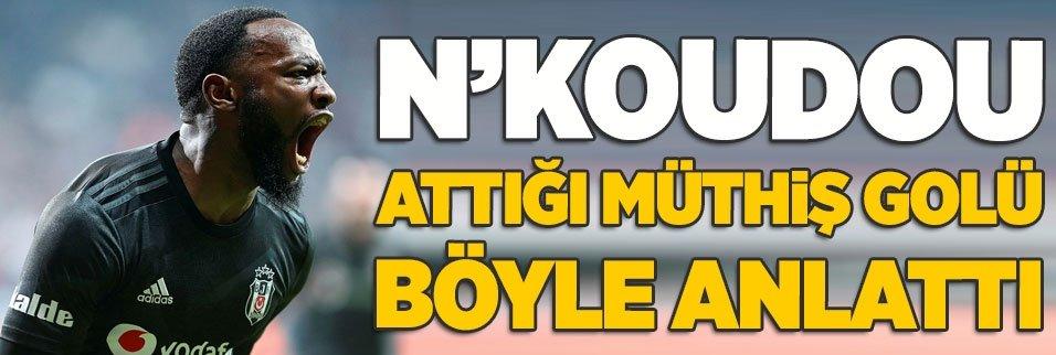 nkoudou attigi muthis golu boyle anlatti 1592684999879 - Kevin N'Koudou: Şampiyonluk uzak gözüküyor