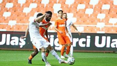 Adanaspor Samsunspor 0-2 (MAÇ SONUCU - ÖZET)