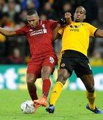 Liverpool Federasyon Kupası'ndan elendi