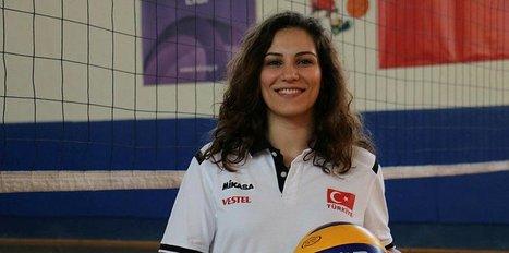 Aylin Sarıoğlu başarısının sırrını açıkladı!