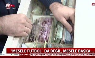 """Mesele """"futbol"""" değil... Mesele başka!"""