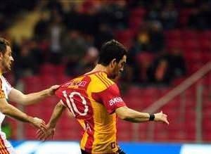 Galatasaray - Kayserispor (Spor Toto Süper Lig 30. hafta maçı)