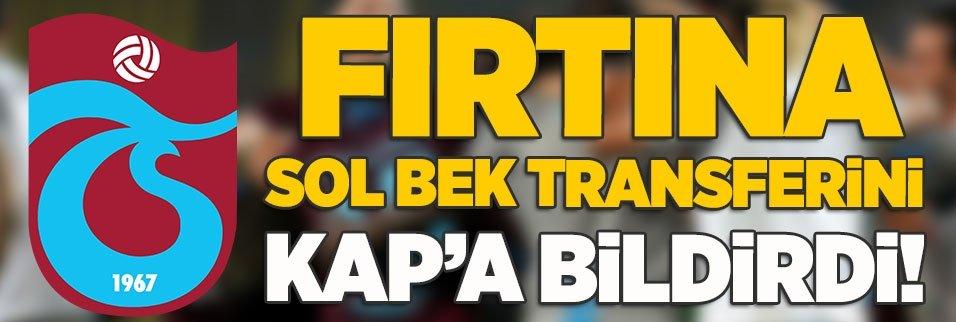 trabzonspor sol bek marlonun transferini kapa bildirdi 1597188021229 - Son dakika... Marlon Rodrigues Xavier Trabzonspor'da!