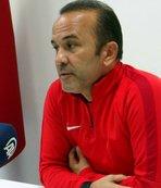 Mehmet Özdilek: Güvenli bir şekilde önümüze bakmak istiyoruz