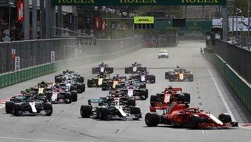 F1 Rusya Grand Prix'sinin galibi belli oldu!