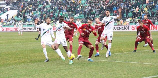 MAÇ SONUCU | Denizlispor 0-1 Kayserispor