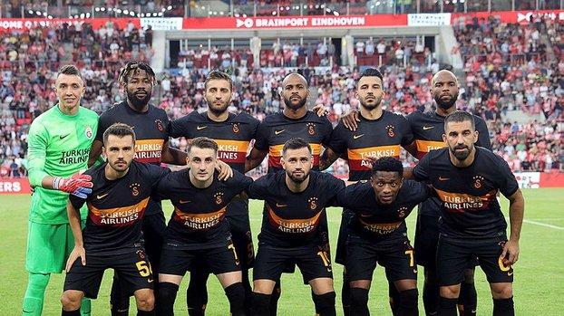 Son dakika spor haberi: Galatasaray'ın Şampiyonlar Ligi'ndeki kötü gidişi sürüyor