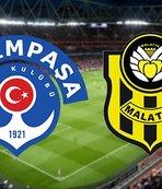 Kasımpaşa - Yeni Malatyaspor | CANLI