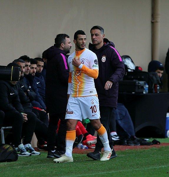 Galatasaray'ın Fas'lı yıldızı Belhanda isyan etti!