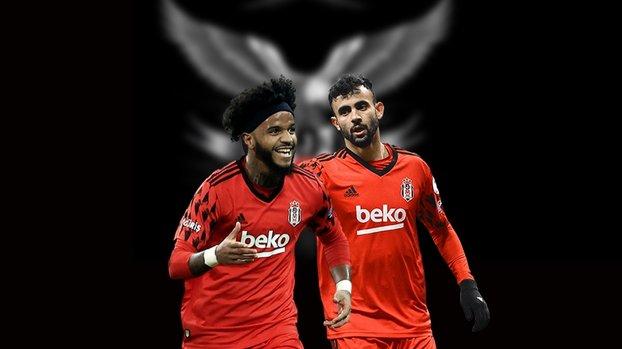 Beşiktaş'tan Valentin Rosier ve Rachid Ghezzal açıklaması!