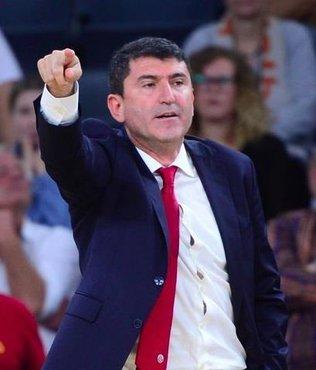 Galatasaray başantrenör Ertuğrul Erdoğan ile sözleşme yeniledi
