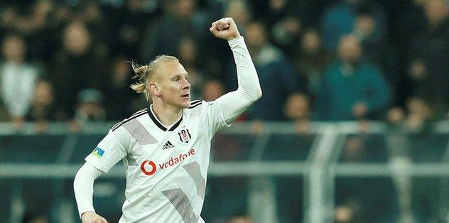 Beşiktaş'ın kurtuluş planı Domagoj Vida! - spor haberleri -
