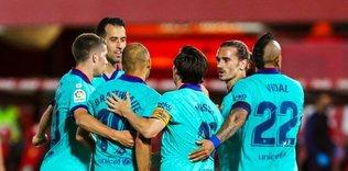 Barcelona deplasmanda farklı kazandı!