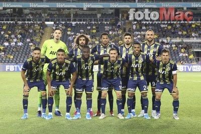 Fenerbahçe'de yeni sezon öncesi büyük operasyon!