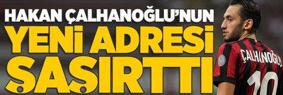 Hakan Çalhanoğlu'nun yeni takımı şaşırttı