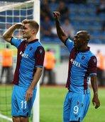 Trabzonspor'un yabancıları rekorları parçaladı