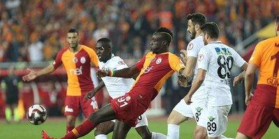 Akhisar - Galatasaray finaline penaltılar damga vurdu