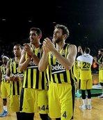 Türk gecesinde kazanan Fenerbahçe Beko!