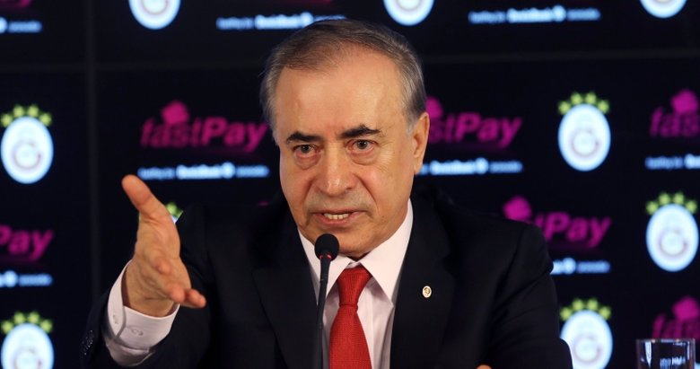 Galatasaray Başkanı Mustafa Cengiz'den Fenerbahçe'ye ağır sözler!