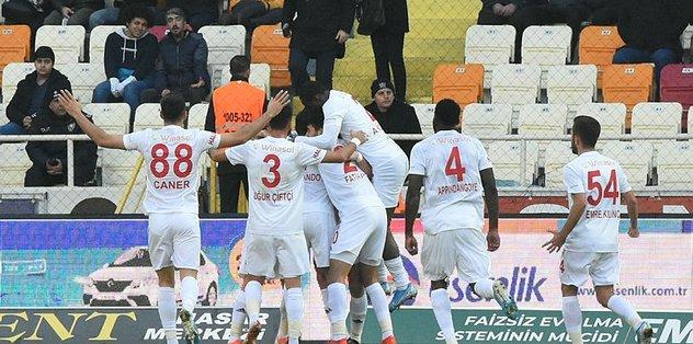 Yeni Malatyaspor 1-3 Sivasspor | MAÇ SONUCU